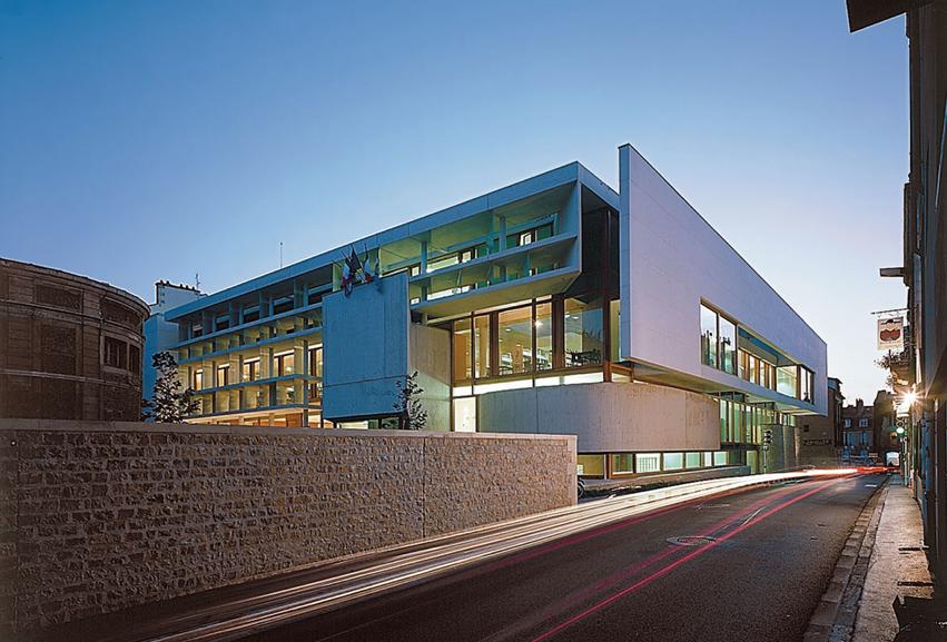 Mediatheque Centre Ville Grenoble